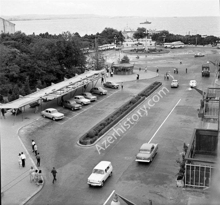 Баку 1967 года в фотографиях Олега Андрейко (ФОТО)