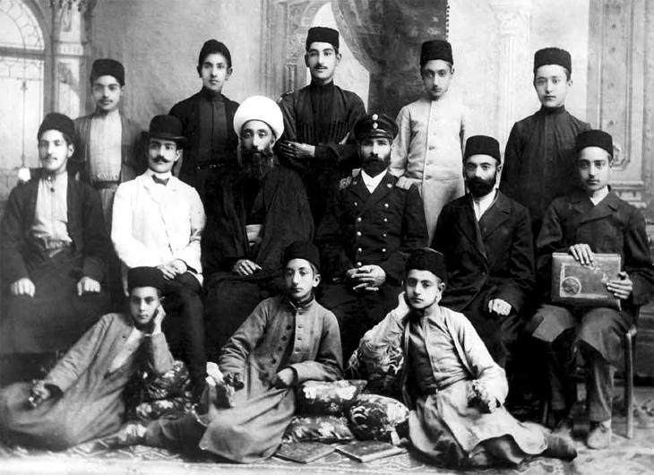 Русские школы в Карабахе в конце XIX века