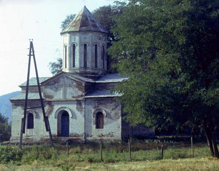 Гахский район Азербайджана в 1979 году (ФОТО)