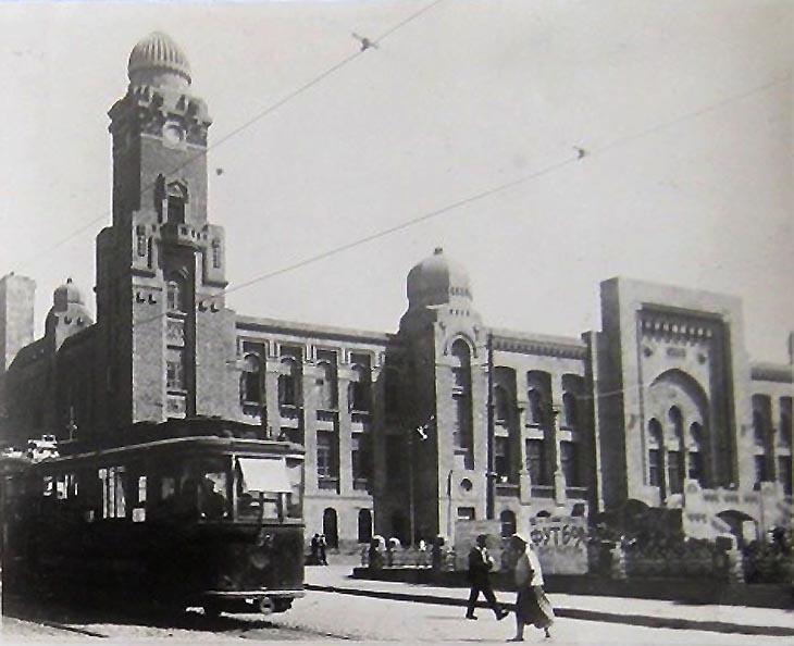 1930-е года: Золотой век бакинского трамвая (ФОТО)