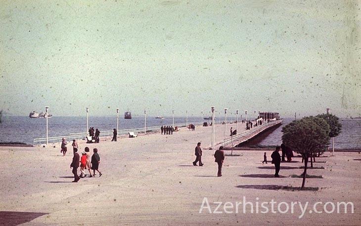 Баку 1974-1976 годов на слайдах Игоря Улогова (ФОТО)