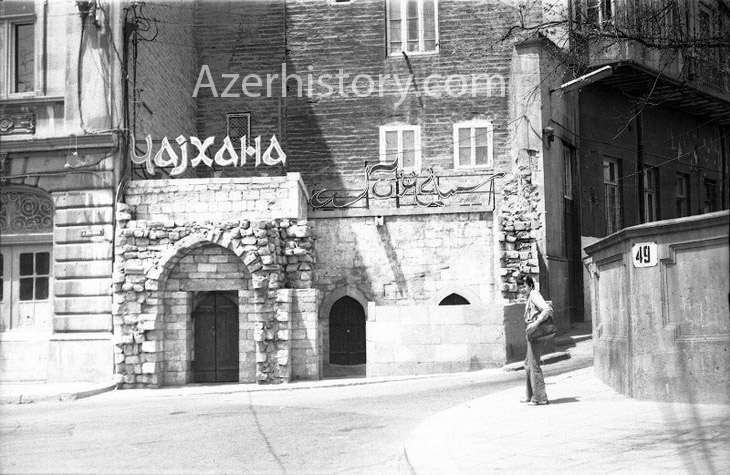 Баку и бакинцы 1960-х на снимках Марка Грудского (ФОТО)