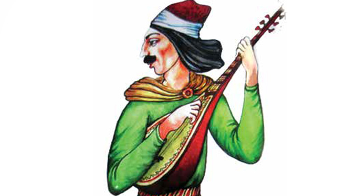 Ашуг Валех - Карабахский рыцарь любви