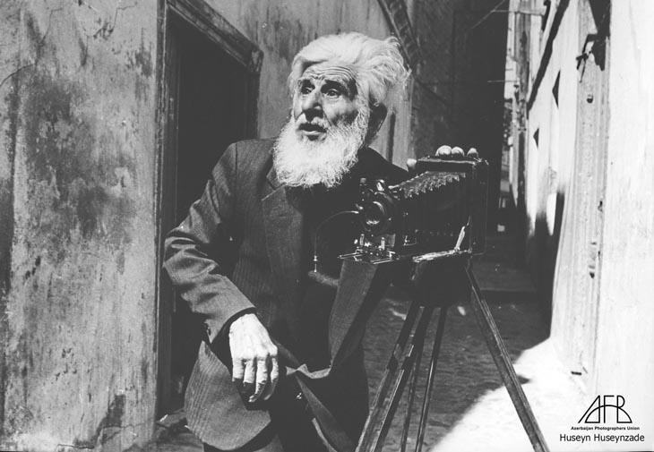 Гусейн Гусейнзаде - бренд азербайджанского фотоискусства (ФОТО)