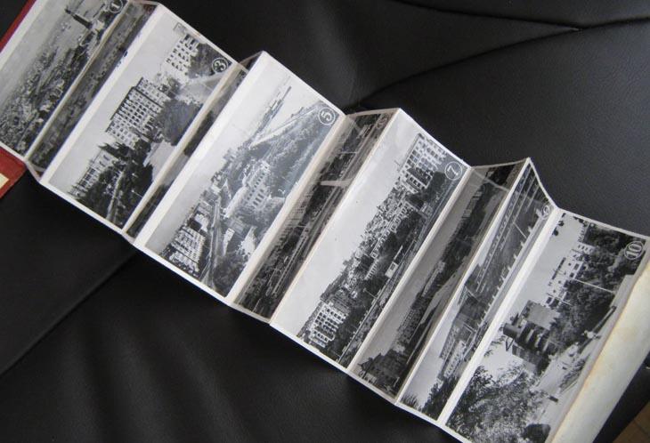 Баку в 1960 году на мини-открытках (ФОТО)