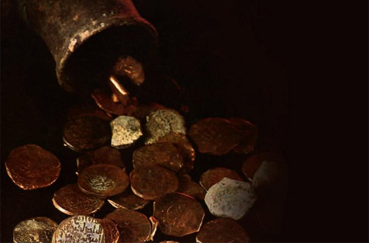 Чеканка монет в древнем Азербайджане