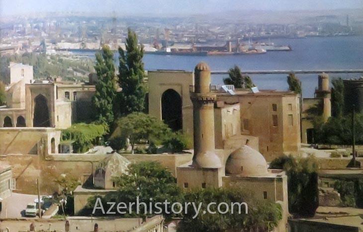 Альбом «Баку» 1986 г.: средневековые и культовые строения (ФОТО)