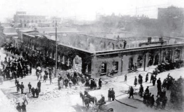 Геноцид азербайджанцев 1918 года в воспоминаниях большевиков