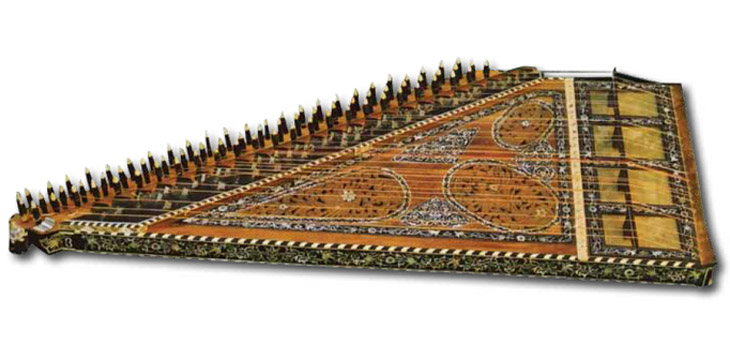 Азербайджанский канун: история инструмента