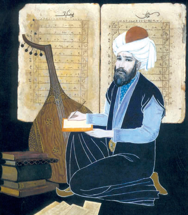 Сафиэддин Урмави: Великий музыковед cредневековья