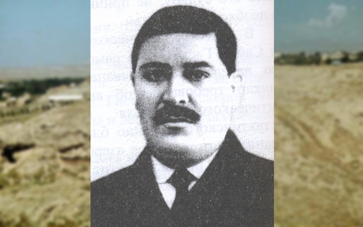 Нахчыванские дипломаты прошлого: Бехбуд Шахтахтинский