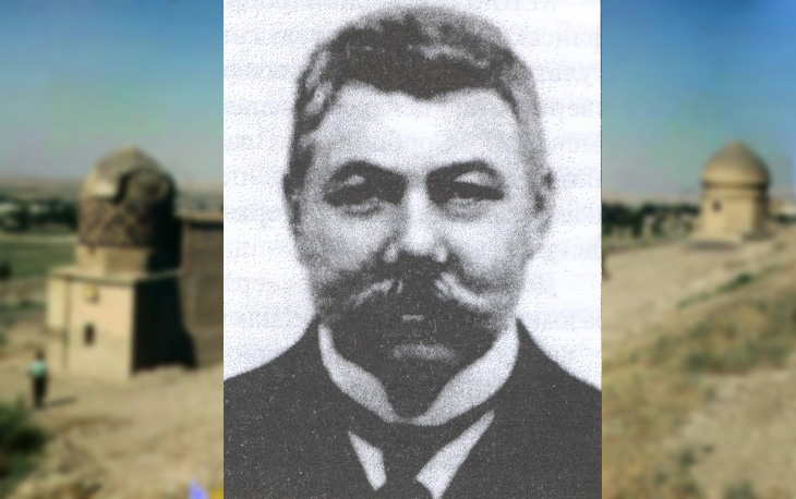Нахчыванские дипломаты прошлого: Мухамед Ага Шахтахтинский