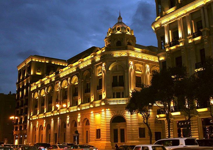 История театра Тагиева в Баку (ФОТО)