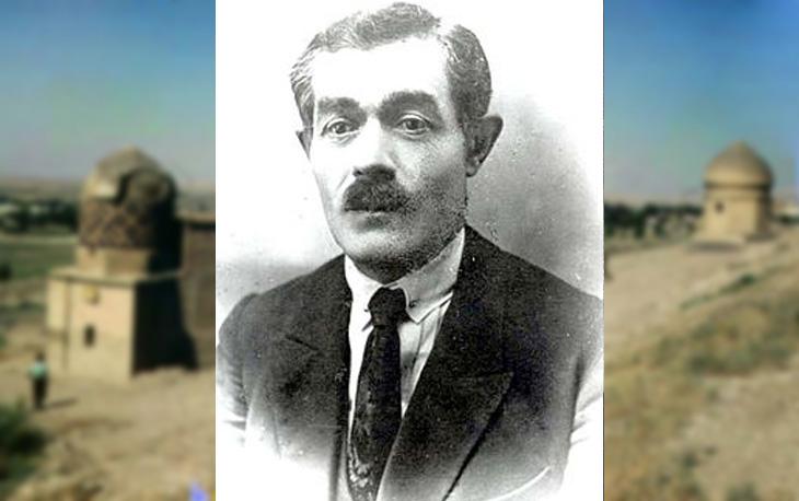 Нахчыванские дипломаты: Ибрагим Абилов