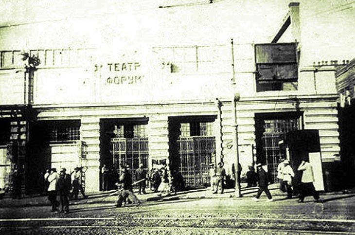 О бакинских кинотеатрах 1920-х и 1930-х годов (ФОТО)