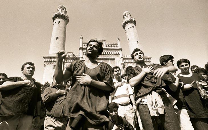 Религия в Советском Азербайджане