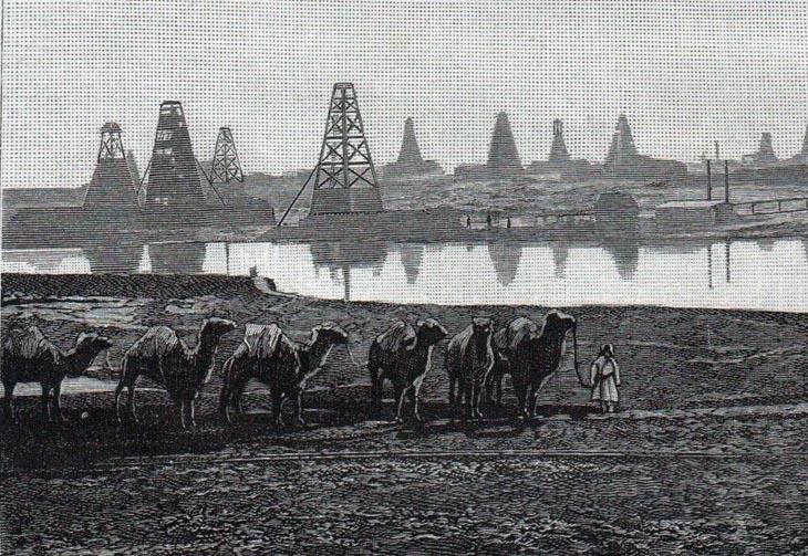 Верблюды в жизни Азербайджана в конце XIX - начале XX в. (ФОТО)