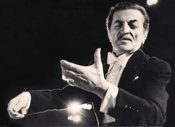 Маэстро Ниязи - законодатель музыкальной моды