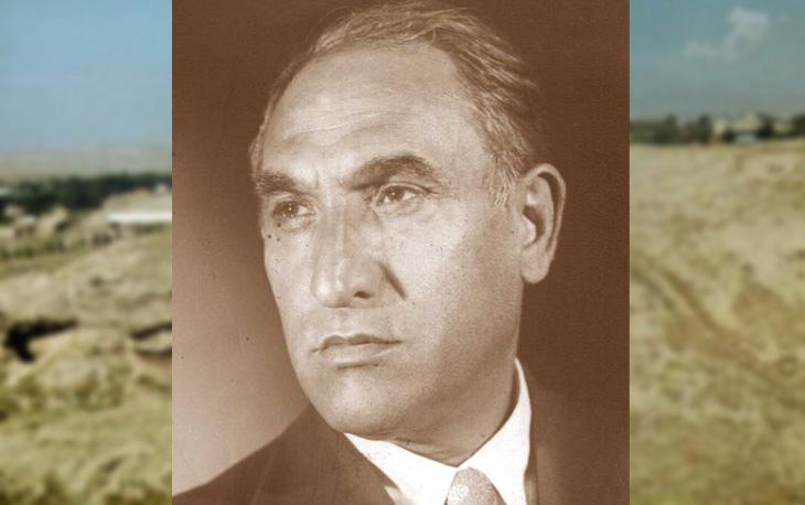 Нахчыванские дипломаты: Рза Тахмасиб