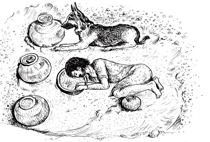 Использование собак и культ собаки в древнем Азербайджане