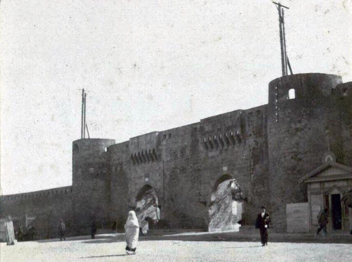 Баку и бакинцы 1900 года глазами французского барона (ФОТО)