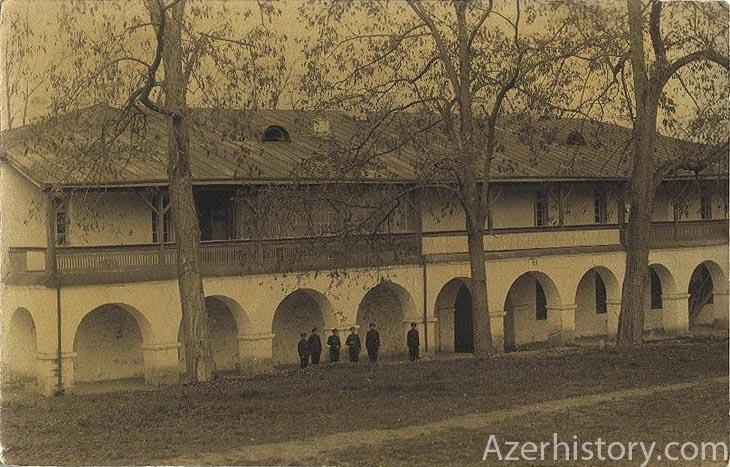 Ханкенди (Нагорный Карабах) рубежа XIX-XX вв. (ФОТО)