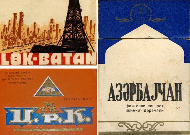 Времена СССР: История табачной промышленности в Азербайджане