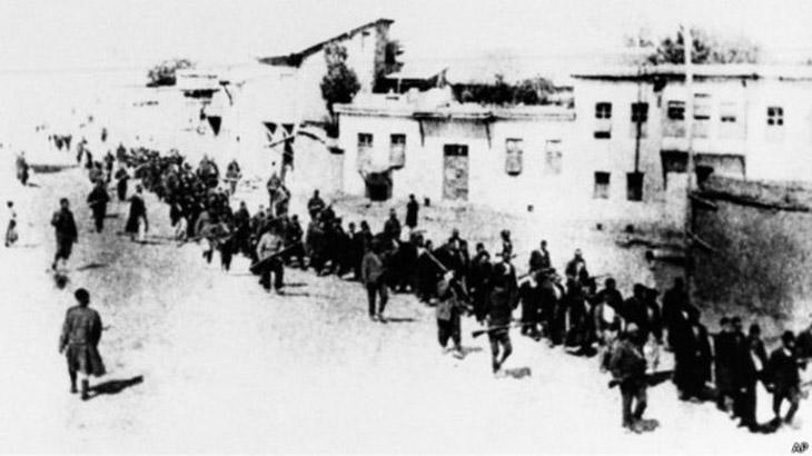 Политика дашнаков Араратской республики в отношении азербайджанцев (1918-1920)