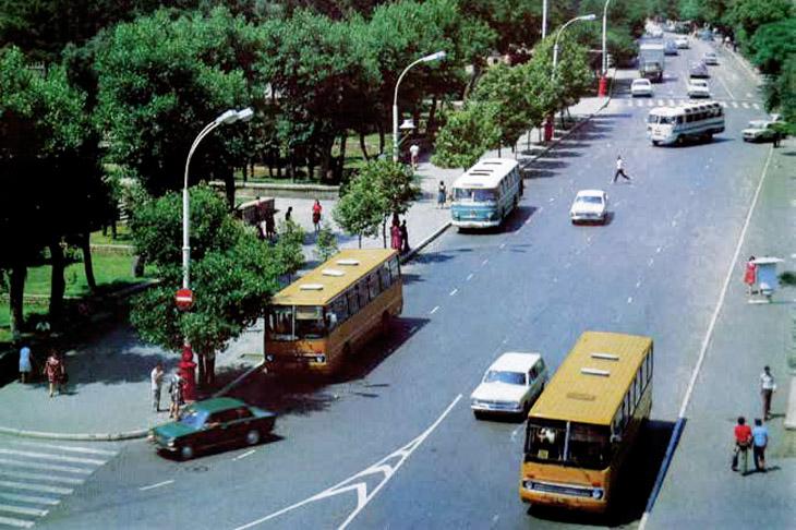 Армянский терроризм в Баку: взрыв на пр. Нариманова в 1984