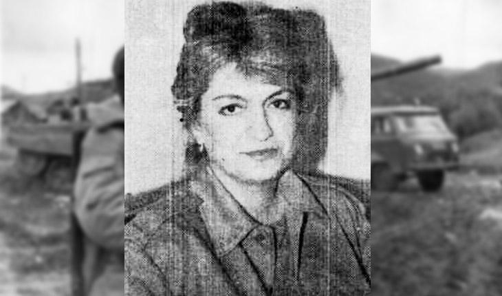 Женщины Карабахской войны: Фирангиз Саттарова