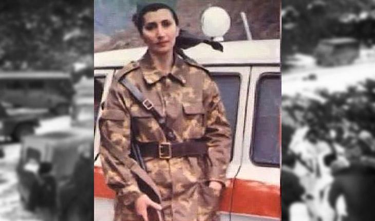 Женщины Карабахской войны: Гюльтекин Аскерова