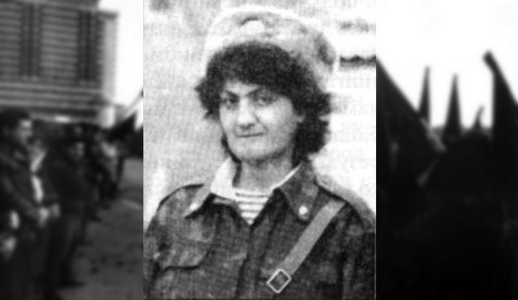 Женщины Карабахской войны: Марзия Пириева