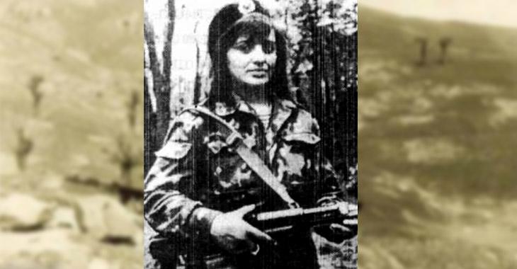 Женщины Карабахской войны: Нармин Аббасгулиева