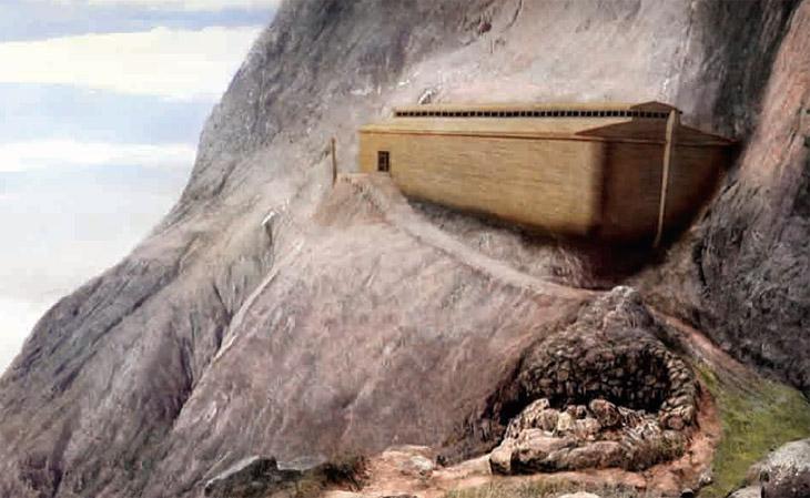 """Армянская легенда о пророке Ное и """"проблема"""" Нахчывана"""