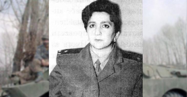 Женщины Карабахской войны: Рада Аббасова