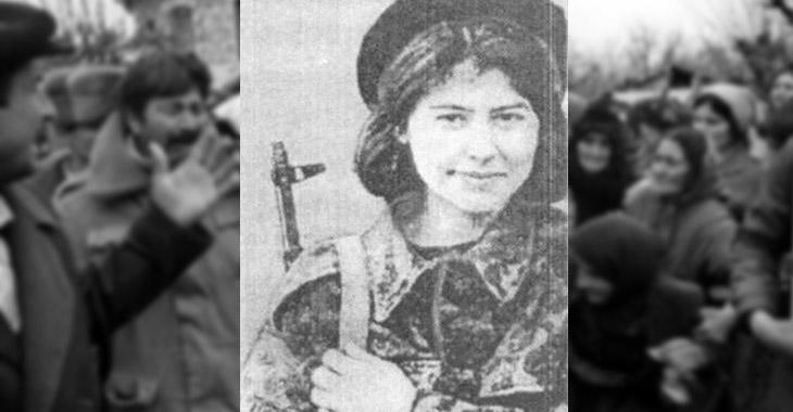 Женщины Карабахской войны: Рахиля Оруджева