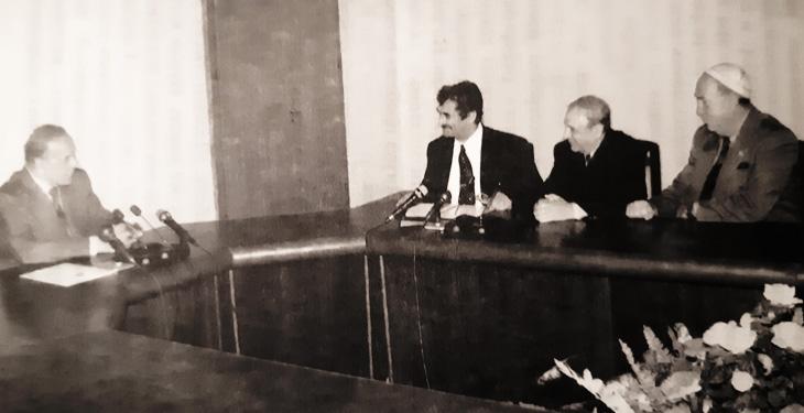 Азербайджанские евреи после развала СССР