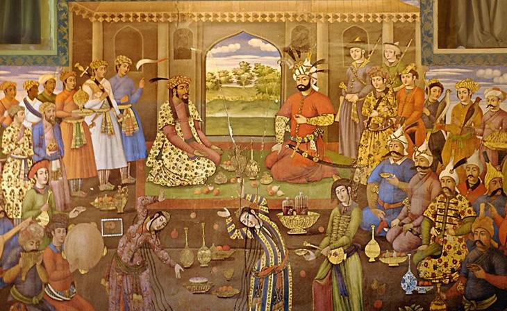 Культура Сефевидского Азербайджана в записках французских путешественников