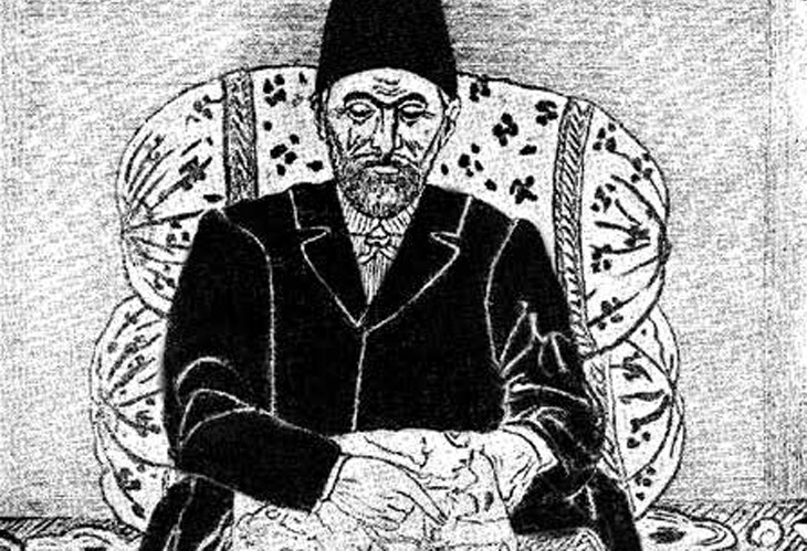 """Журнал """"Азербайджан"""" - тебризский ученик «Моллы Насреддина»"""