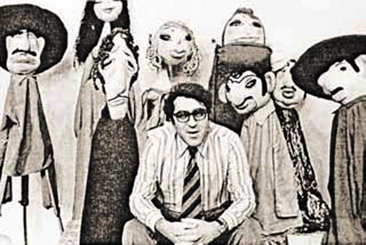 История создания Театра кукол в Азербайджане