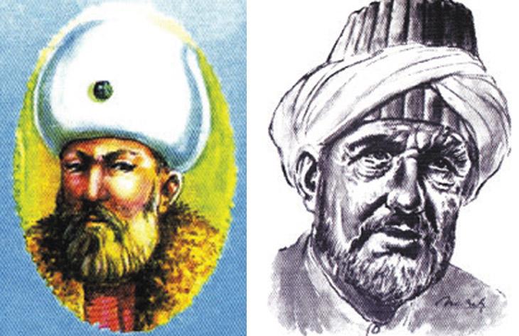 Гази Бурханеддин: легендарная личность азербайджанской классической поэзии
