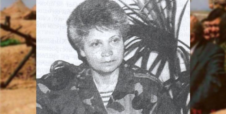 Женщины Карабахской войны: Гюляра Мусаева