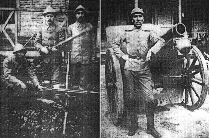 Карабахский поход Кавказской исламской армии
