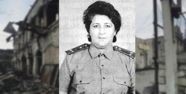 Женщины Карабахской войны: Мина Мамедова
