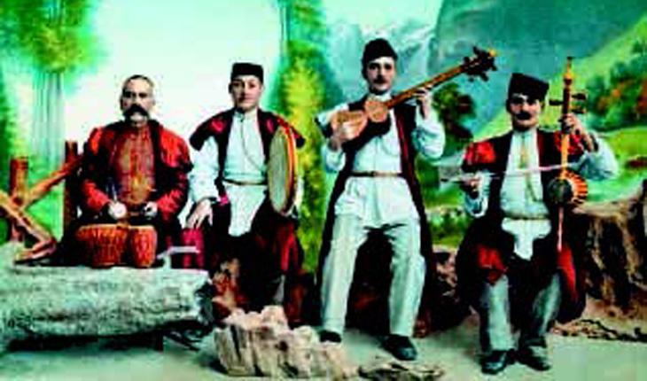 Древние азербайджанские музыкальные инструменты