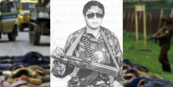 Женщины Карабахской войны: Саадат Саттарова