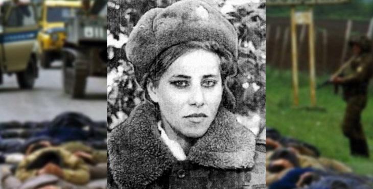 Женщины Карабахской войны: Шукюфа Мусаева