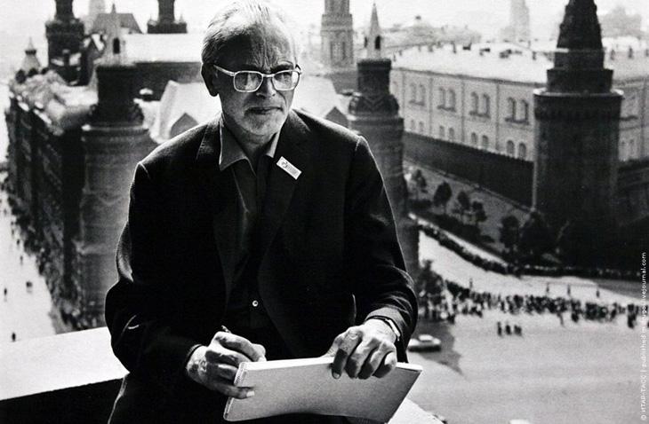 Баку 1960-х в зарисовках известного карикатуриста Херлуфа Бидструпа (ФОТО)
