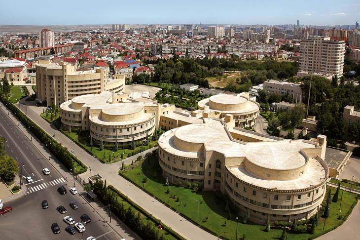 История создания Центра офтальмологии в Баку