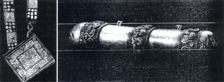 Охранительно-магическое значение ювелирных украшений Азербайджана